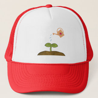 Earth Day Plant trees Make a Difference Hat