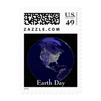 """Earth Day"" Postage"