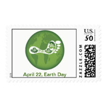 Earth Day postage Postage