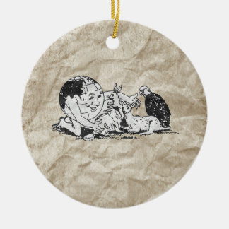 EARTH DAY - Protect Wildlife Christmas Tree Ornaments
