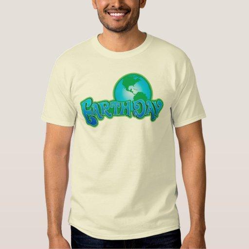 Earth Day Retro Shirt