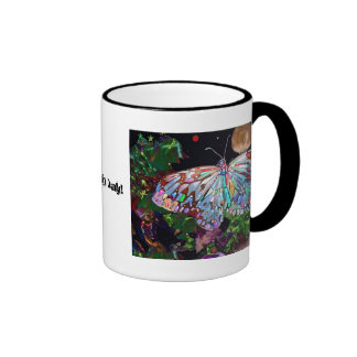 Earth Day! Ringer Coffee Mug