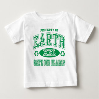 Earth Day Save Our Planet Baby T-Shirt