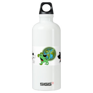 Earth Day SIGG Traveler 0.6L Water Bottle