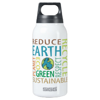 Earth Day SIGG Thermo 0.3L Insulated Bottle