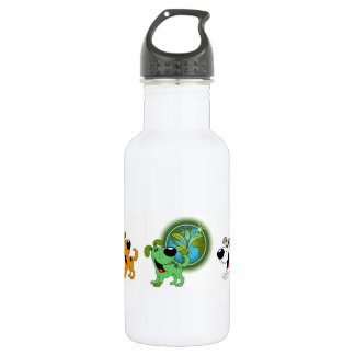 Earth Day Stainless Steel Water Bottle