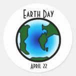 Earth Day - Sticker