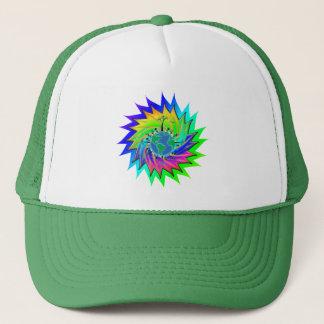 Earth Day ~ Sunburst Trucker Hat