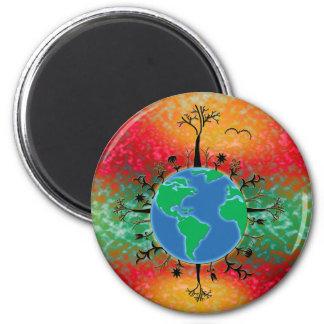 Earth Day ~ Sunrise Magnet