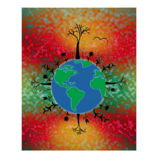 Earth Day ~ Sunrise Posters