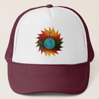 Earth Day ~ Sunset Trucker Hat