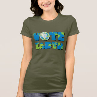 Earth Day T-Shirt - Recycle Reuse Reduce
