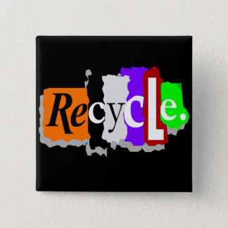 Earth Day T Shirts and Gifts Pinback Button