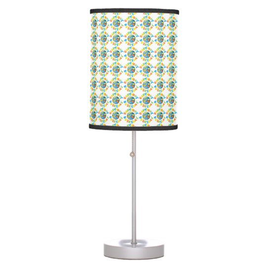 Earth Day Table Lamp