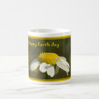 Earth day - Tag der Erde Classic White Coffee Mug