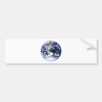 Earth Day The MUSEUM Zazzle Gifts Bumper Sticker
