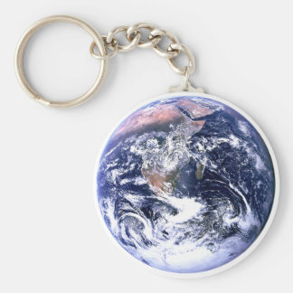 Earth Day The MUSEUM Zazzle Gifts Key Chain