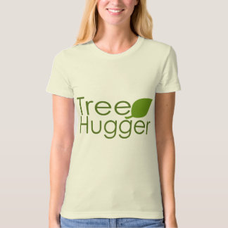 Earth Day Think Green T Shirt