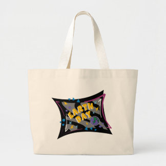 Earth Day totebag Canvas Bags