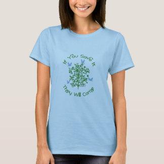 Earth Day Tree T-Shirt