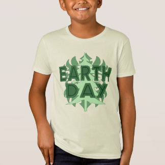 Earth Day Trees T-Shirt