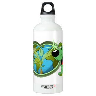 Earth Day with Leaf and Blade SIGG Traveler 0.6L Water Bottle