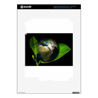 Earth Decal For iPad 3