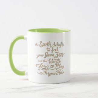 Earth Delights Mug
