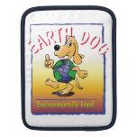 Earth Dog IPad Cover iPad Sleeve