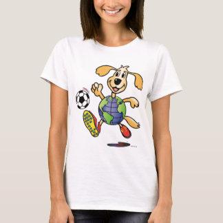 Earth Dog Plays Soccer! T-Shirt