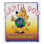 Earth Dog Poster
