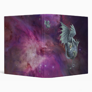Earth Dragon 3 Ring Binder