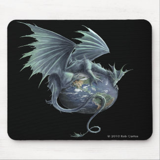 Earth Dragon Mousepad