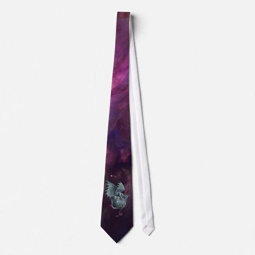 Earth Dragon Tie