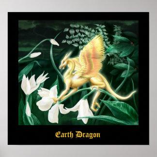 Earth Drake Poster