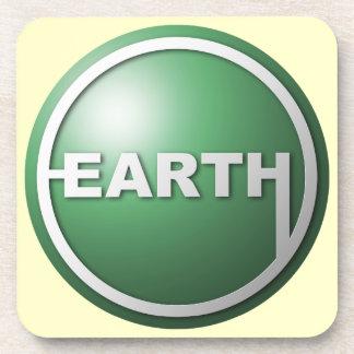 Earth Drink Coaster