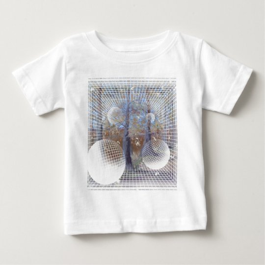 Earth effect baby T-Shirt