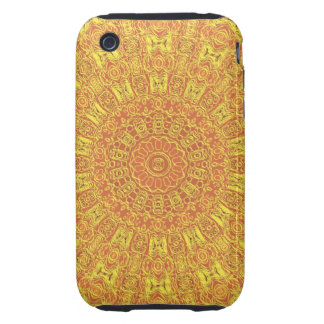EARTH Element Contours Pattern iPhone3 Case