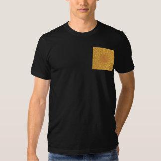 EARTH Element Contours Pattern T-shirt