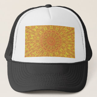 EARTH Element Contours Pattern Trucker Hat