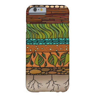 Earth Elements Barely There iPhone 6 Case