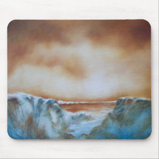 Earth Emerges Mouse Pad