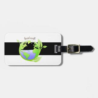 Earth, Environment Luggage Tag