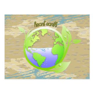 Earth, Environment Postcard