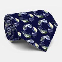 Earth - Environmental - Recycling Tie