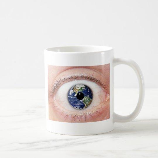 Earth Eye mug