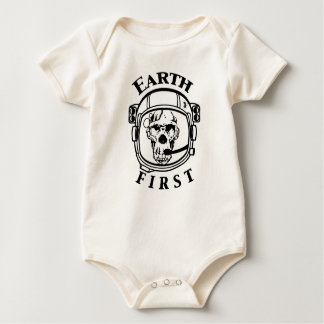 EARTH FIRST ROMPER