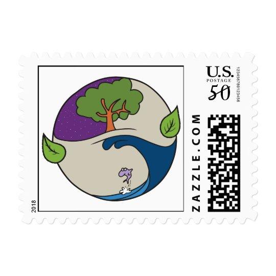 Earth Fish Postage