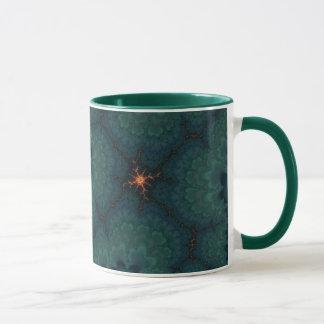 Earth Fissure Fractal Cup! Mug