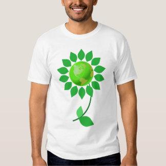 Earth Flower T-shirt
